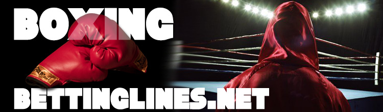 mlb betting line boxing lines